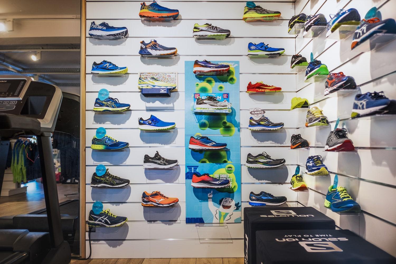 Running Chaussures et accessoires Boutique Gembloux RunAttitude 05