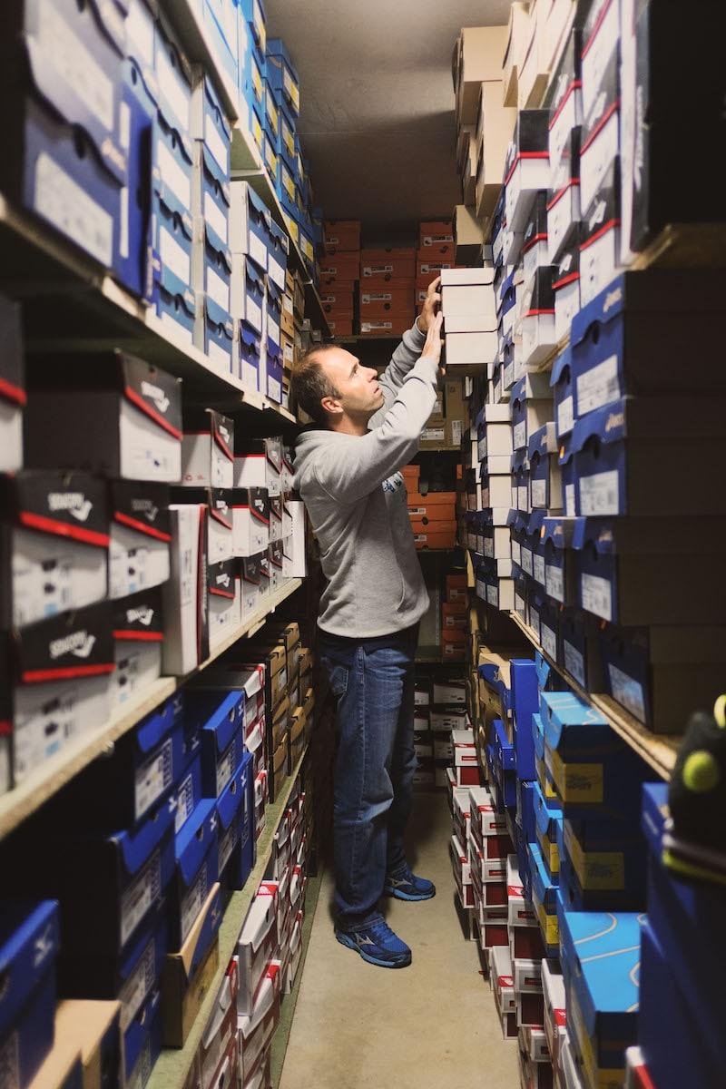 Running Chaussures et accessoires Boutique Gembloux RunAttitude 06